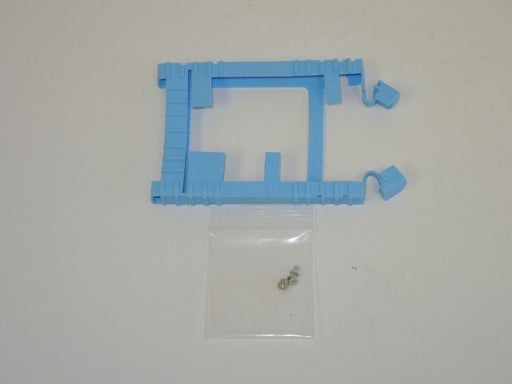 Toshiba Satellite C55D Series Hard Drive Caddy w/Screws FH15H000W00 Blue