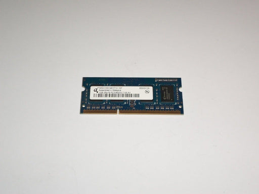 Qimonda 1 GB PC3-8500 DDR3-1066 1066 MHz Laptop Memory Ram IMSH1GS14A1F1C-10F