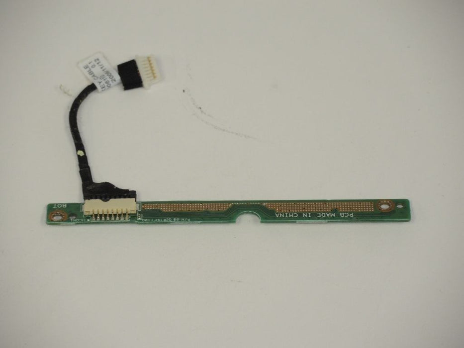 Asus Eee PC 904HA Media Button Board w/ Cable 14G14F006110