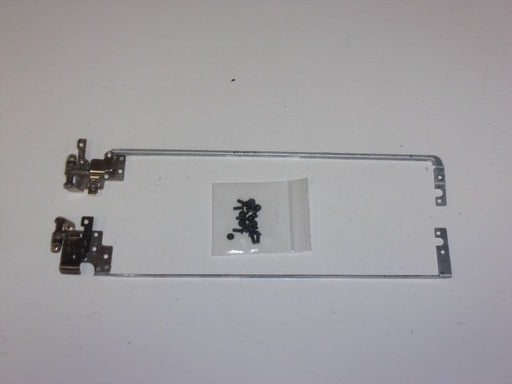 "IBM Lenovo  IdeaPad 500 L/R Hinge Set 15.6"" w/Screws AM0SY000100 AM0SY000200"