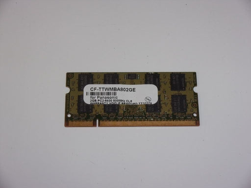 Panasonic 2 GB PC2-6400 DDR2-800 Laptop Memory RAM CF-TTWMBA802GE
