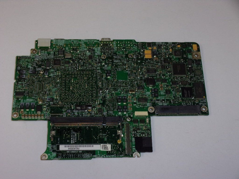 Apple PowerBook G4 A1104 Logic Board 820-1681-A 1.5 GHZ - Discountedlaptopparts