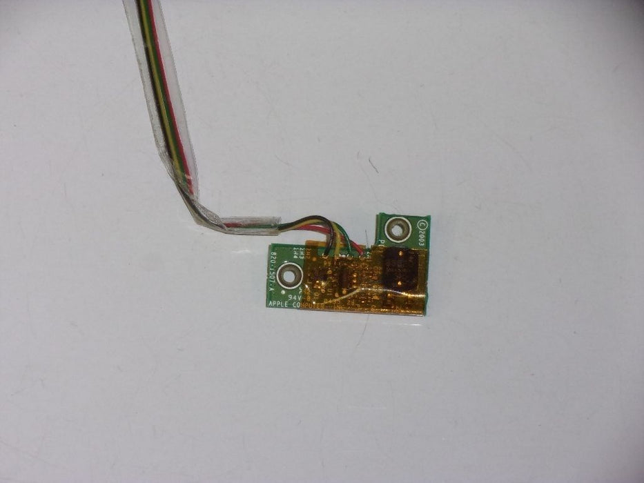 Apple Powerbook G4 A1095 Light Sensor Board w/ Cable 820-1507-A - Discountedlaptopparts