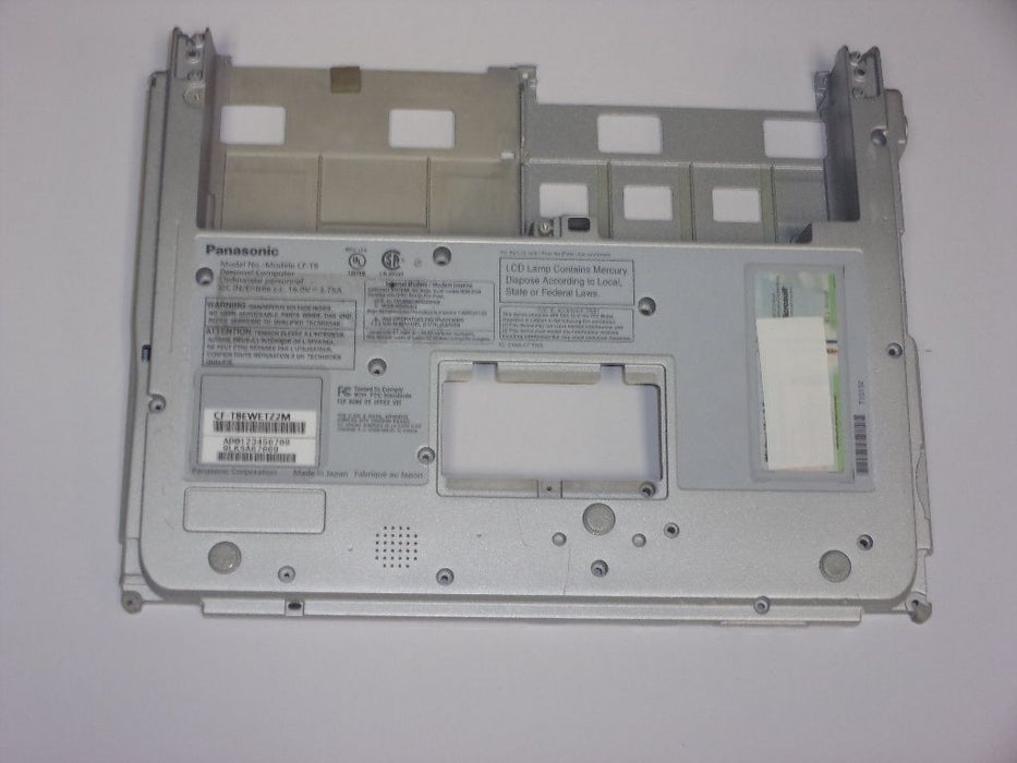 Panasonic Toughbook CF-T8 Bottom Case DFKF0302
