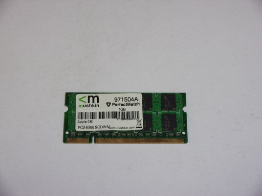 Mushkin 1 GB PC2-5300 DDR2-667 Laptop Memory RAM Sodimm 971504A