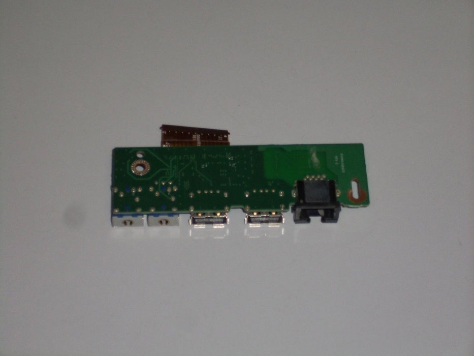 Alienware Area-51 M15X Audio Jack Board W/USB Ethernet and Cable DA0MX3ABAE0 - Discountedlaptopparts