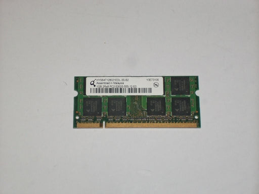 Qimonda 1 GB PC2-5300 DDR2-667 667MHz Laptop Memory Ram HYS64T128021EDL-3S-B2