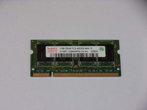 Hynix 1 GB PC2-4200 DDR2-533 533MHz Laptop Memory Ram HYMP112S64MP8-C4