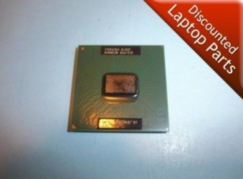 Intel Mobile Pentium III-M 866 MHz Laptop Processor CPU RH80530GZ866512 SL5CF