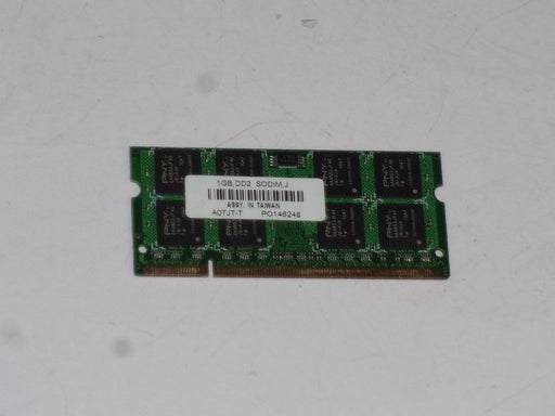 PNY 1 GB PC2-5300 DDR2-667 Laptop Memory RAM Sodimm A0TJT-T PO146248