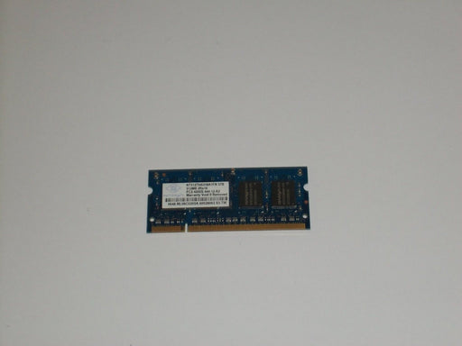 Nanya 512 MB PC2-4200 DDR2-533 533MHz Laptop Memory Ram NT512T64UH8A1FN-37B