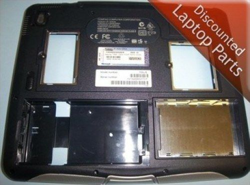 Compaq Presario 700 Bottom Case 254115-001
