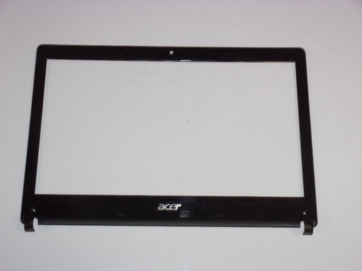 "Acer Aspire 3820T LCD Front Bezel w/ Webcam Port 13.3"" Black 41.4HL01.002"