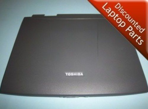 "Toshiba 2545CDS LCD Back Cover Lid 13"" 47t200300"