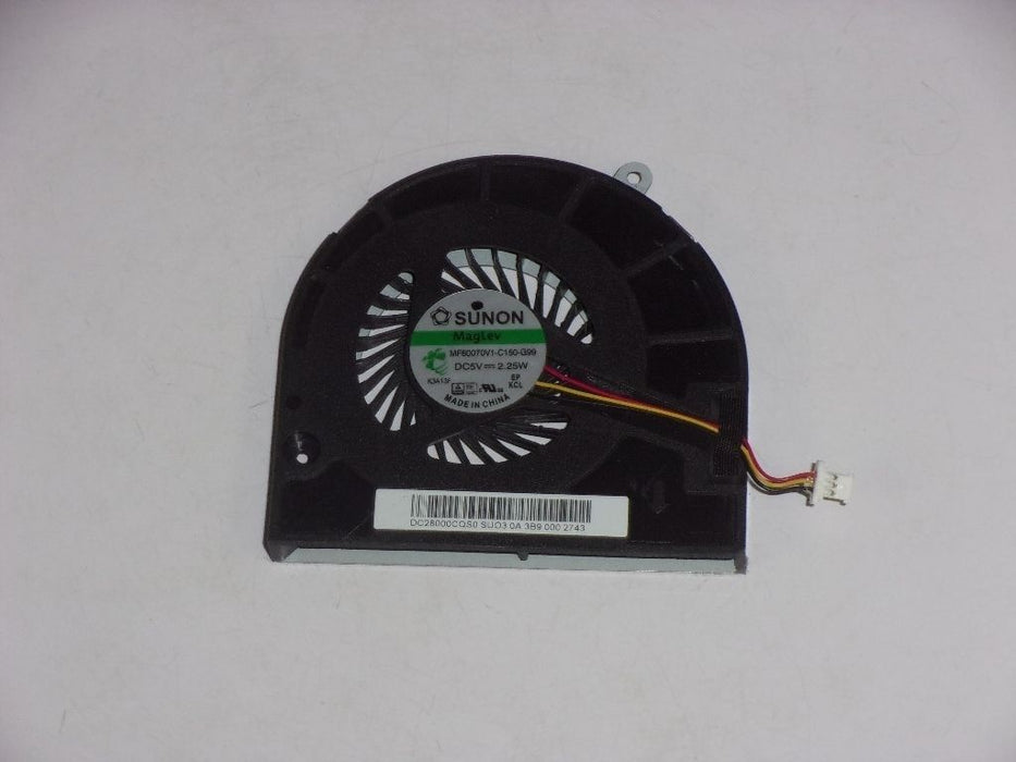 Acer Aspire E1-572 Cooling Fan DC28000CQS0 MF60070V1-C150-G99