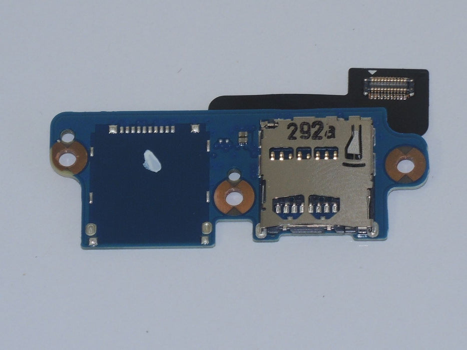 Samsung ATIV Smart PC XE500T1C Micro SD Card Reader Board w/Cable BA41-02135A