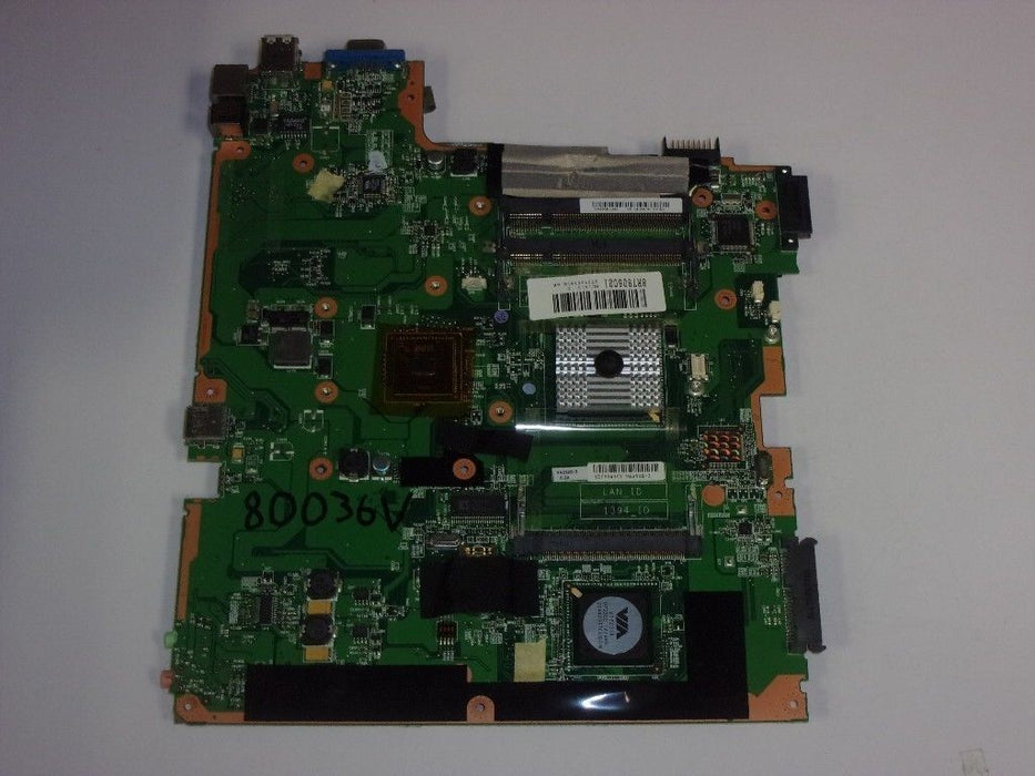 Everex StepNote NC1610 VIA Motherboard 50-71290-41 8D7904908