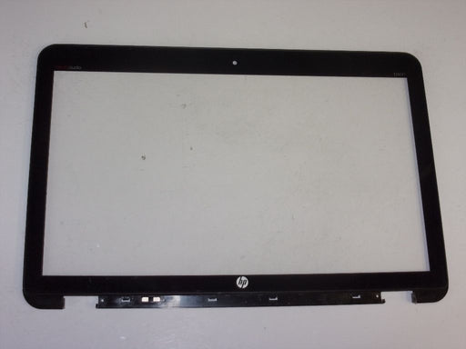 "HP ENVY 14-1000 LCD Front Bezel 14.5"" w/Webcam Port and Glass Black 616270-888"