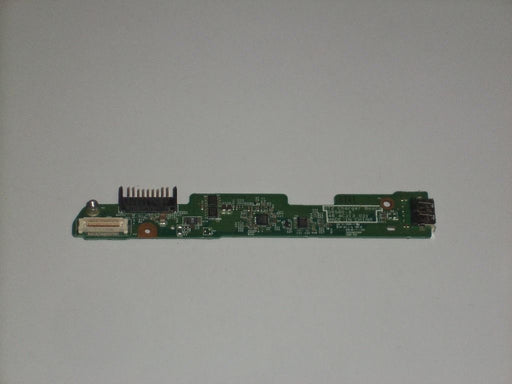 Dell XPS M1330 Battery Charger Connector Board w/ USB 48.4C313.031