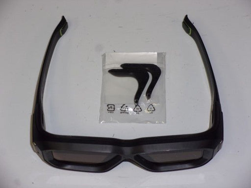 Toshiba Qosmio X875 3D Glasses W/ Nose Piece and Bag