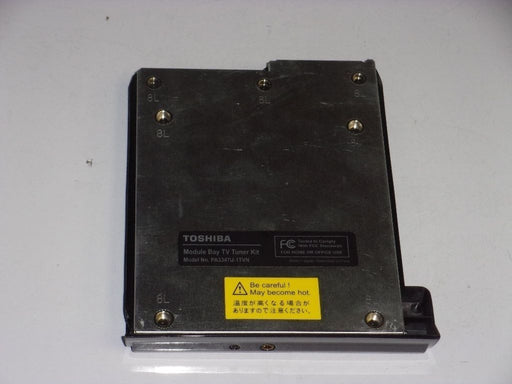 Toshiba Satellite P25 Module Bay TV Tuner Kit PA3347U-1TVN