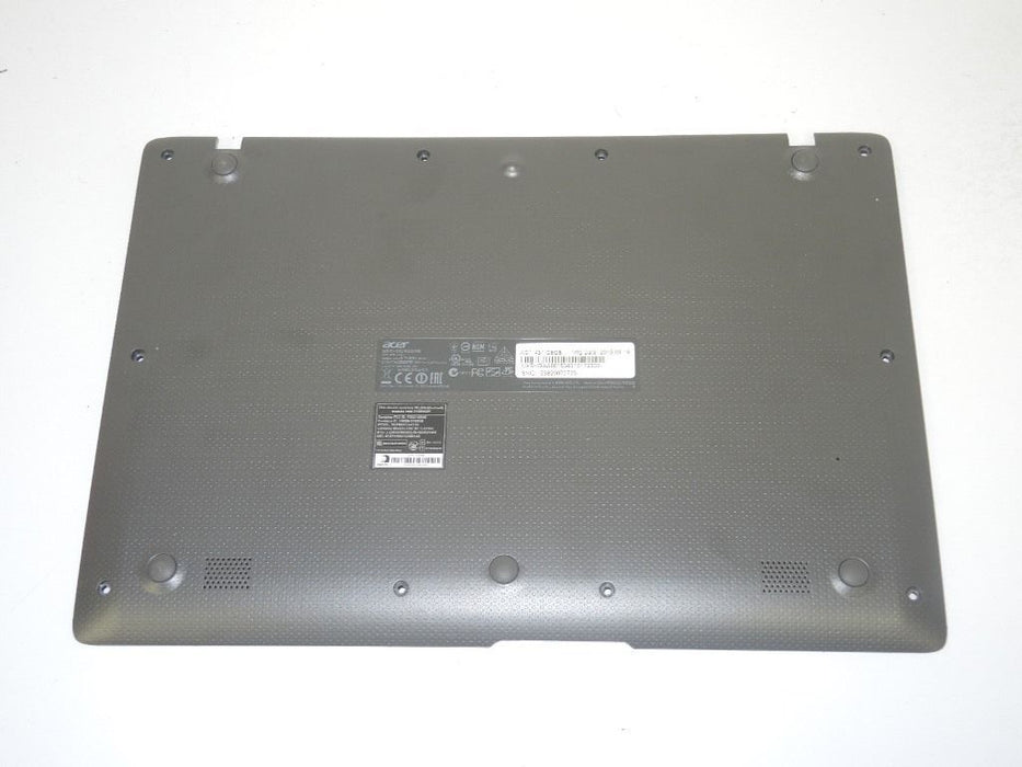 Acer Aspire One Cloudbook 1-431 (A01-431) Laptop Bottom Case Gray B0985101S14