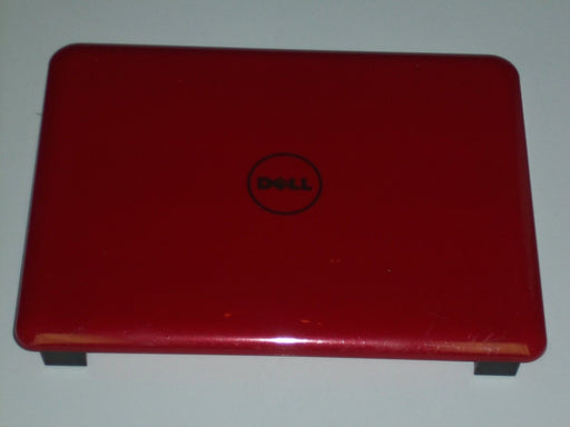 "Dell Inspiron Mini 910 LCD Back Cover Lid 8.9"" Red H093H ""B"""