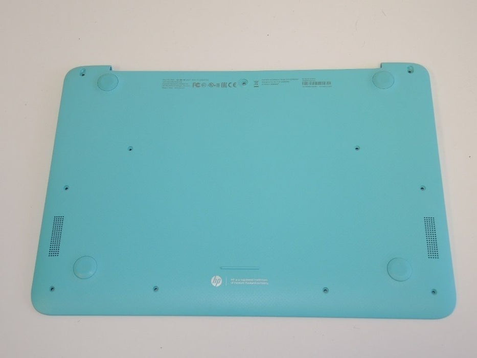 HP Chromebook 14-x Series Laptop Bottom Case Teal 32Y09TP603