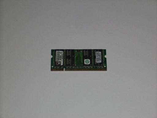 Kingston 1 GB PC2-4200 DDR2-553 553MHz Laptop Memory Ram KVR533D2S0/1GR