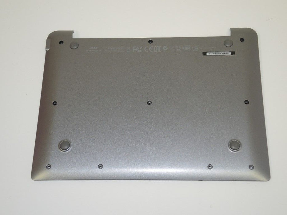 Acer One 10 N15P2 Laptop Bottom Case Silver 13NM-1ZA0D02