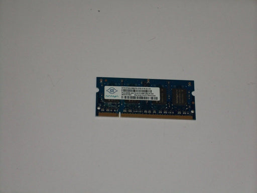 Nanya 512 MB PC2-4200 DDR2-533 533 MHz Laptop Memory RAM NT512T64UH8B0FN-37B
