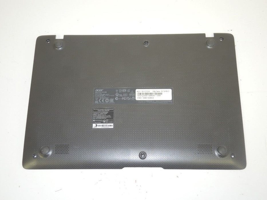 Acer One Cloudbook 1-131 A01-131 Laptop Bottom Case Gray B0965501S1410