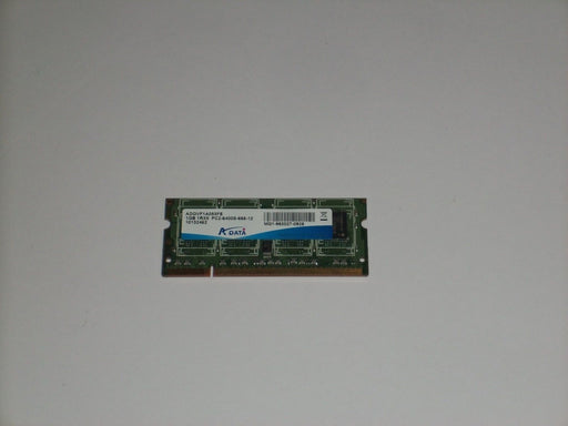 ADATA 1 GB PC2-6400 DDR2-800 800MHz Laptop Memory Ram ADOVF1A083FE