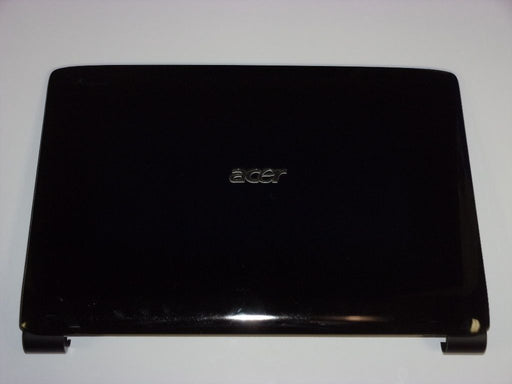 "Acer Aspire 6930 LCD Back Cover Lid 16"" Black and Blue 37ZK2LCTN00"