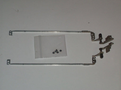 "Acer Aspire 1410 ZH7 Left Right Hinge Bracket Set 11.6"" w/ Screws"
