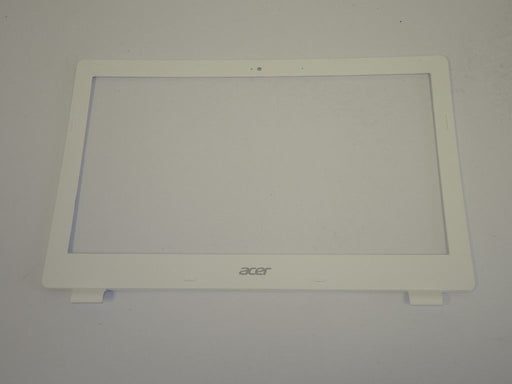 "Acer Chromebook 13 CB5-311 LCD Front Bezel 13.3"" w/Webcam Port White AP176000300"