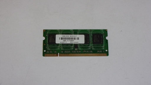 PNY 1 GB PC2-5300 DDR3-667 667 MHz Memory RAM A0QFT-T PO143323