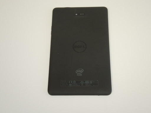"Dell Venue 8 3840 LCD Back Cover Lid 8"" Black X8TP6"