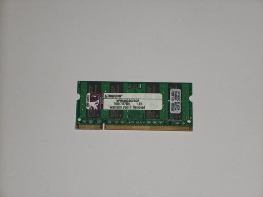 Kingston 2 GB PC2-6400 DDR2-800 800 MHz Laptop Memory RAM KPR6400S0/2GR