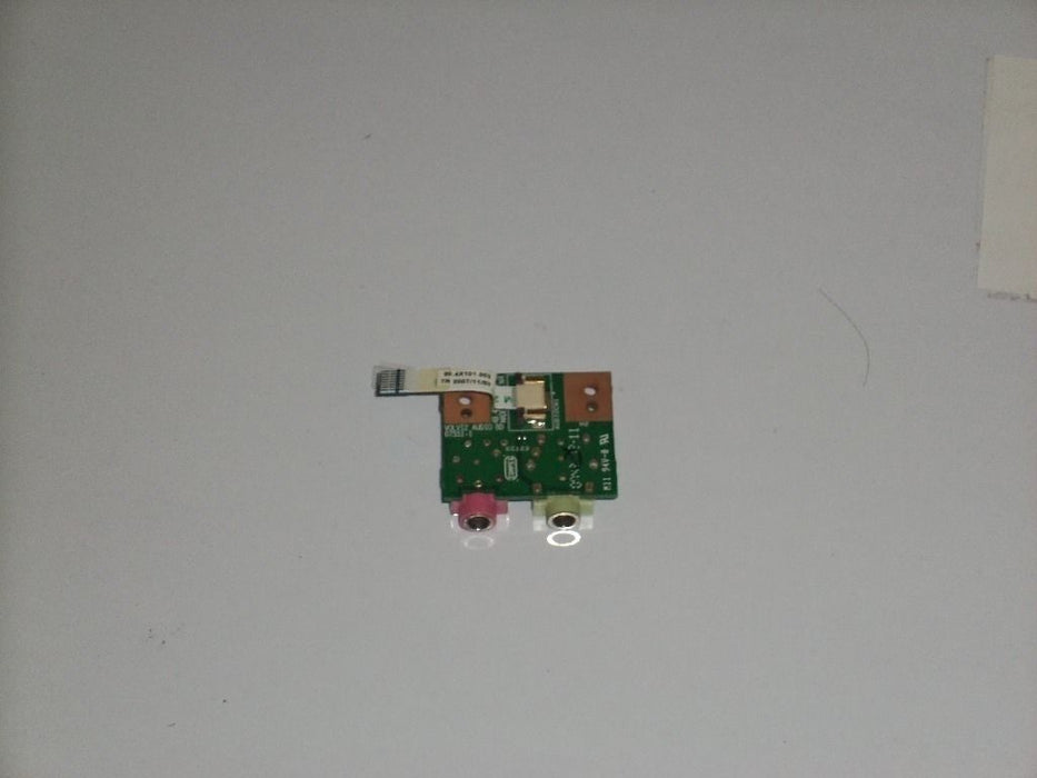 Acer Aspire 4315 Audio Board Jack W/cable 48.4X102.011