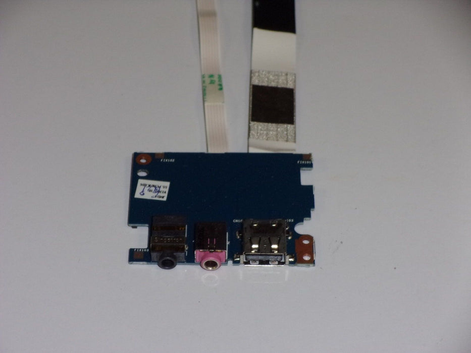 Acer Aspire 3810TZ Audio Jack USB Port Board w/cable 6050A2270101
