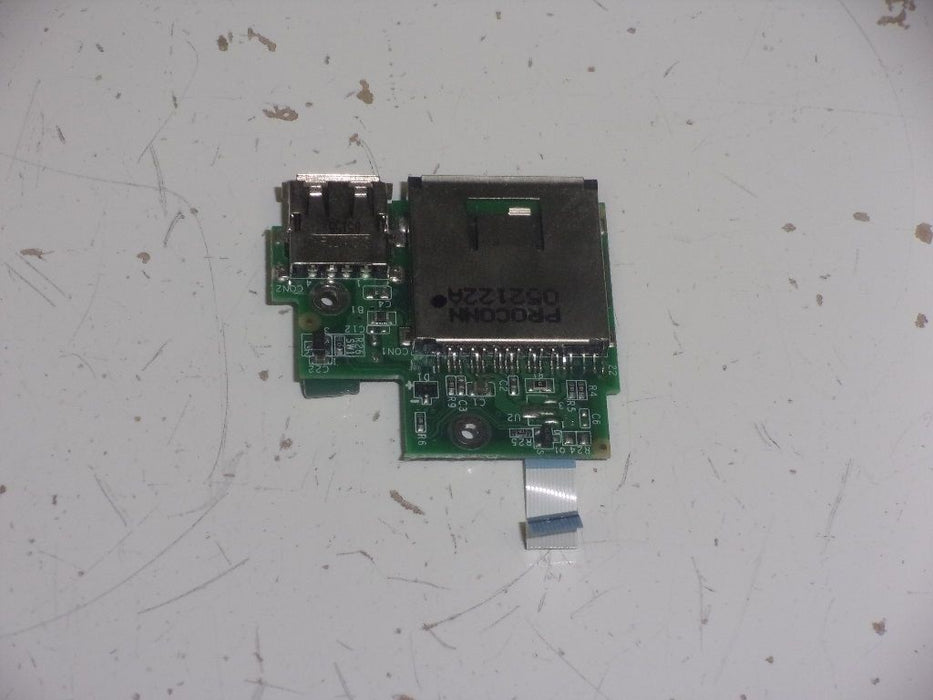 Alienware Sentia M3200 Card Reader Board USB w/Cable - Discountedlaptopparts