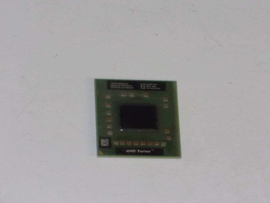 AMD Turion 64 X2 2.0 GHz Laptop Processor CPU TMRM700AM22GG