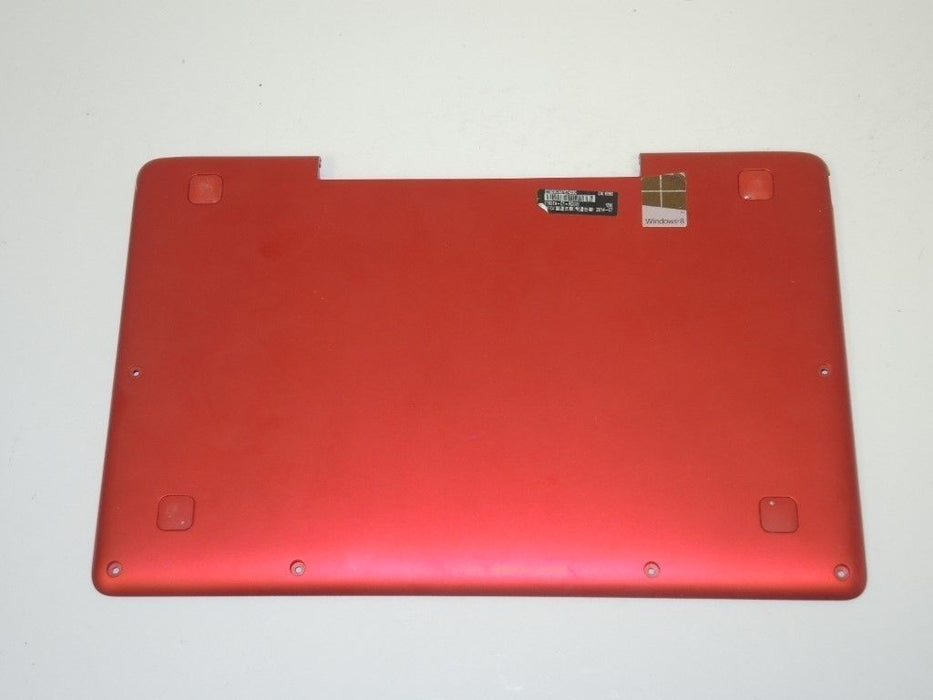 Asus T100TA Laptop Bottom Case Red 13NB0453AP0111 37XC4BCJN50