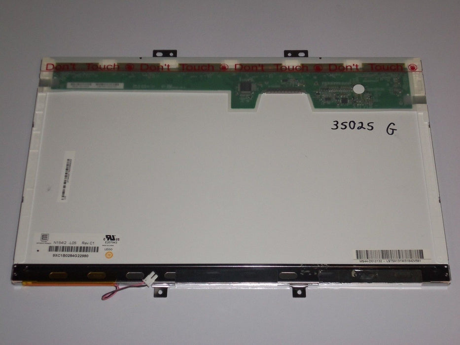 "Acer Aspire 5420 LCD Screen Glossy 15.4"" N154I2-L05 Rev.C1 - Discountedlaptopparts"