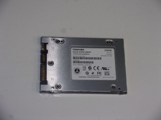 "Toshiba 2.5"" SATA 256 GB SSD Laptop Solid State Drive THNS256GG8BBAA"