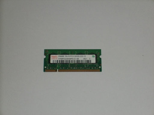 Hynix 256 MB PC2-3200 DDR2-400 400MHz Laptop Memory Ram HYMP532S64BP6-E3