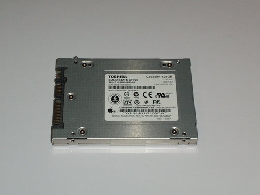 "Toshiba 2.5"" SATA 128 GB SSD Laptop Solid State Drive THNS128GG4BBAA"