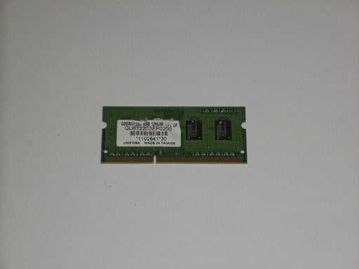 Unifosa 1 GB PC3-10600 DDR3-1333 1333MHz Laptop Memory Ram GU672203EP0200