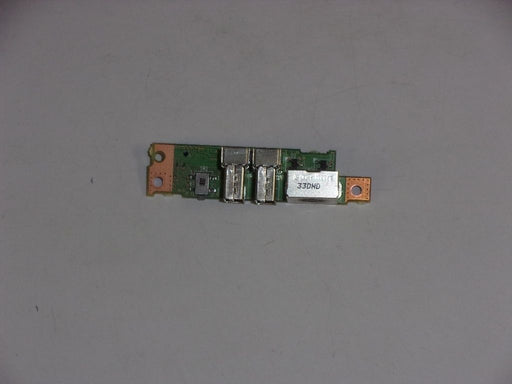 Fujitsu Lifebook P2120 S-Video USB Port Board CP144531-X1